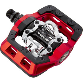 DMR V-Twin Pédales, red